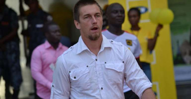 Controversial Tom Strand Set For Ghana Premier League Return