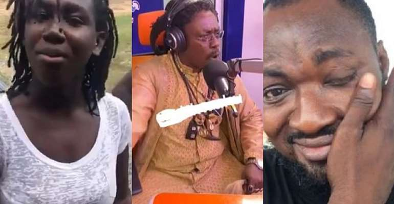 Funny Face Needs Medical Attention – Vanessa's father
