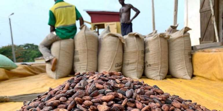 EcoCare Ghana Back Campaign To Secure Equitable Income For Cocoa Farmers In Africa