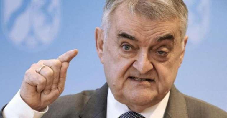 Herbert Reul, German interior Minister