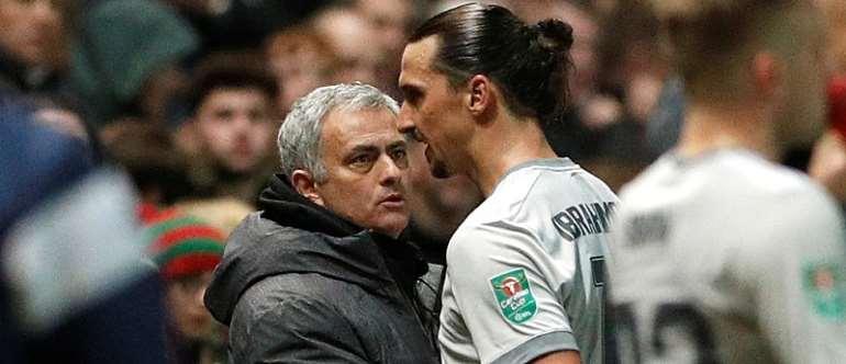 Zlatan Ibrahimovic Move To Tottenham Makes 'No Sense' - Jose Mourinho
