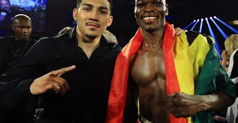 """""""My Wife Urged Me To Take The Richard Commey Bout""""- Teofimo Lopez"""