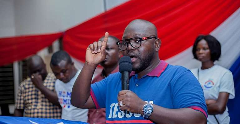 NPP The Most Credible Party In Ghana; Always Delivers On Promises--Asenso-Boakye