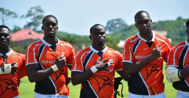 Ghana moves three places up in World Rugby Rankings