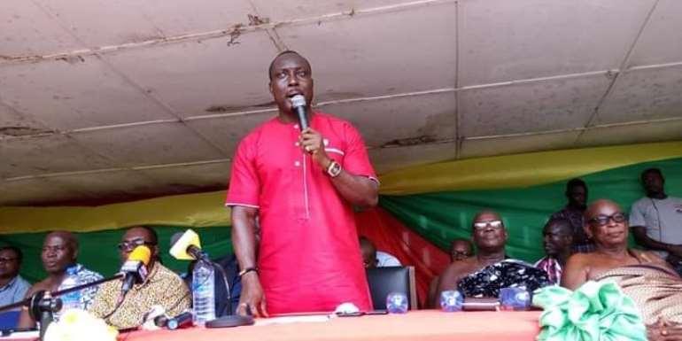 Nzema East MCE, Frank Okpenyen