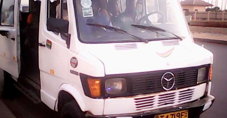 Trotro Drivers Who Experience Police Corruption More Likely To Break Traffic Laws - Research