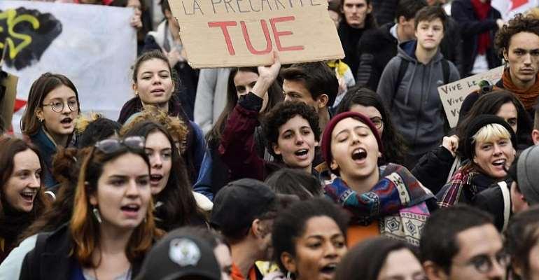 AFP/Philippe Desmazes