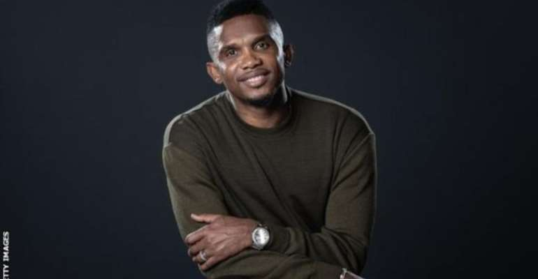 Cameroon's Samuel Eto'o played in Spain, Russia, Turkey, England and Qatar