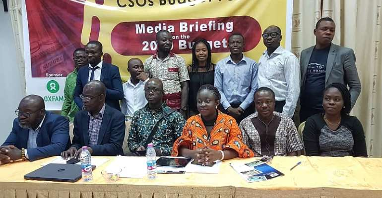 CSOs Platform Makes Recommendations To Strengthen 2020 Budget