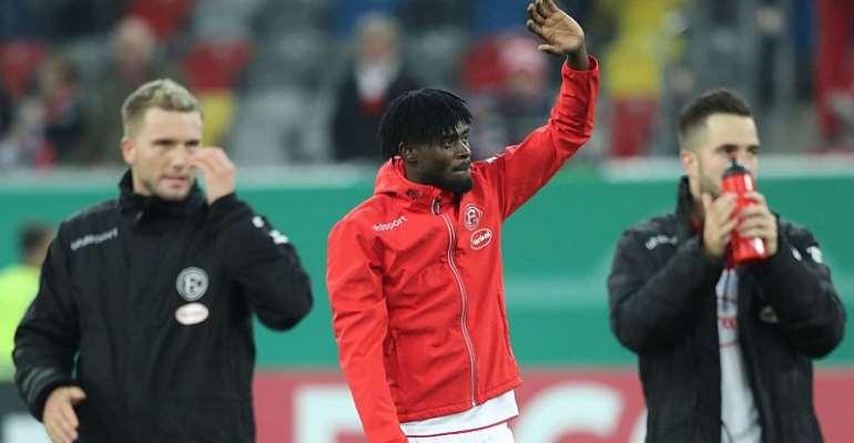 Ghana's Kasim Nuhu Eyes Move To Premier League