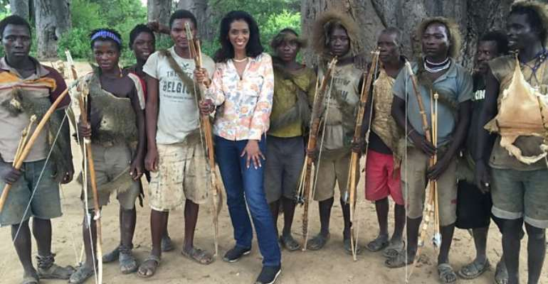 Zeinab Badawi Uncovers Stories From Across The Continent In New Series Of History Of Africa
