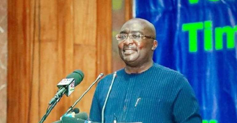 15 Taxes Abolished In Our First Term – Bawumia