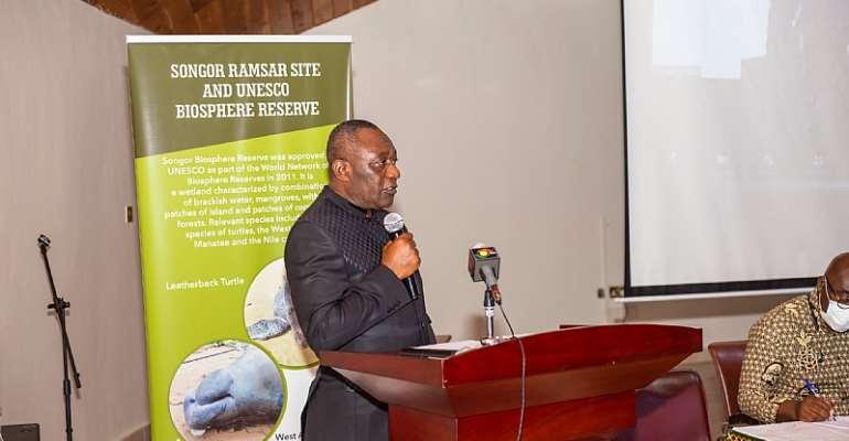 EPA Holds National Forum On Biosphere Reserves In Songor
