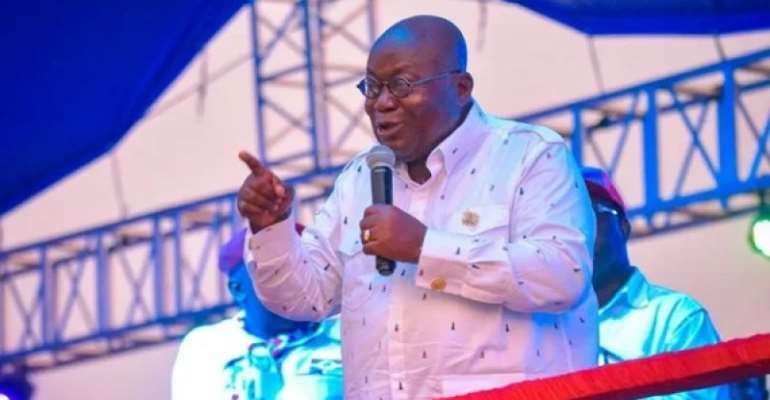 Election 2020: Akufo-Addo Will Win By  51.7% — Survey By UG's Political Science Department
