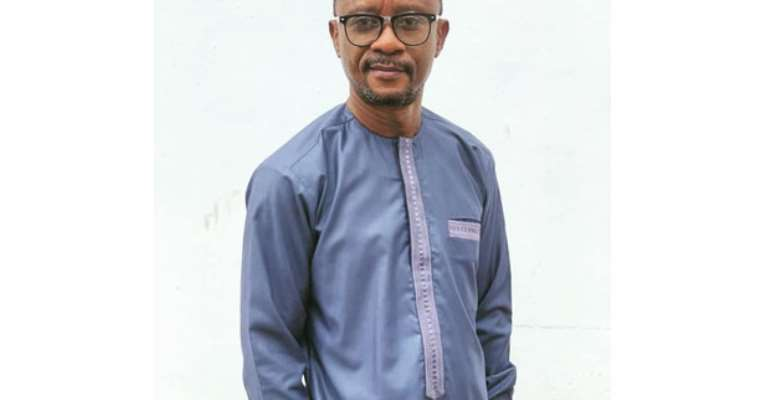 Ahmed Banda, aka Bandex, Vice-Chairman of GHAMRO
