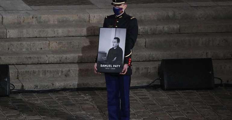 POOL/AFP/File