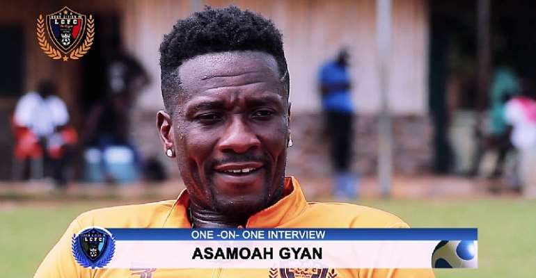 Ghana Premier League: Asamoah Gyan Details Why Legon Cities Are Struggling