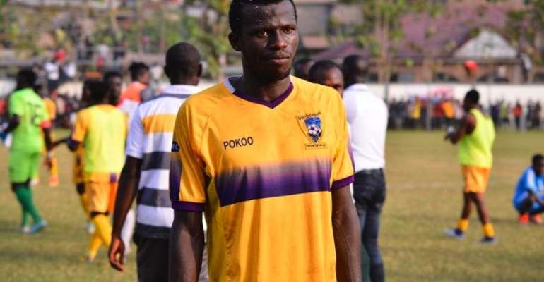 Medeama SC defender Ali Ouattara