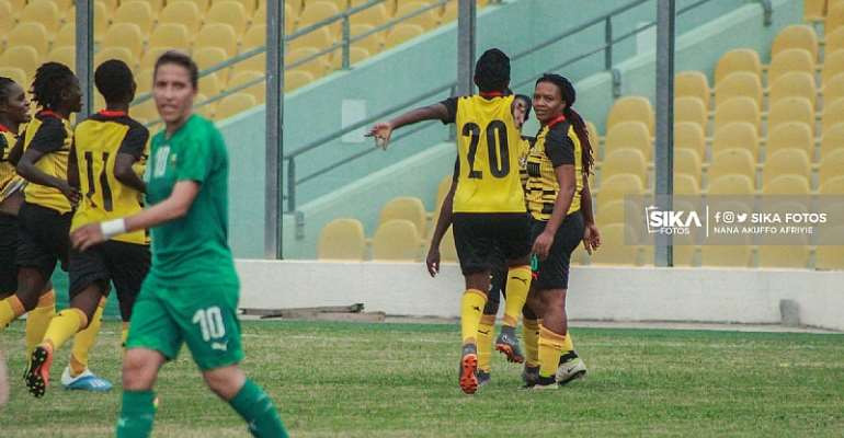 Ghana 3-1 Morocco: Black Queens Come From Behind To Beat Atlas Lionesses