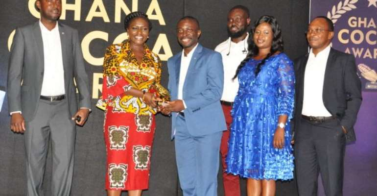 Yara Ghana wins Fertiliser Agro Input of the Year at maiden Ghana Cocoa Awards