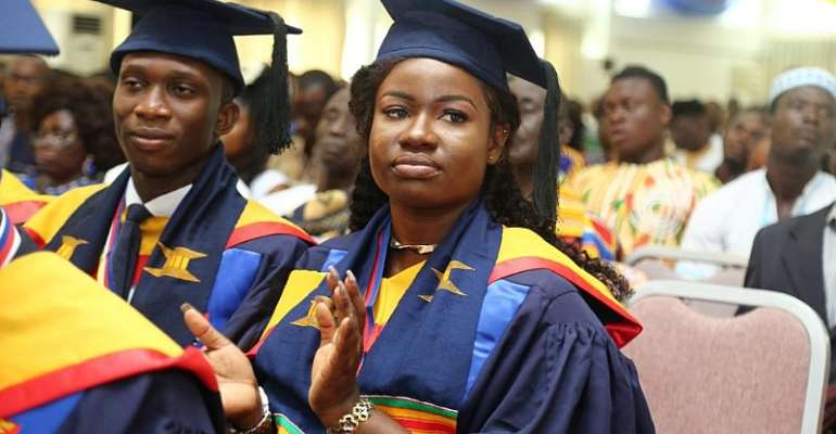 Why Graduates From Ghana Must Stop Looking For Jobs
