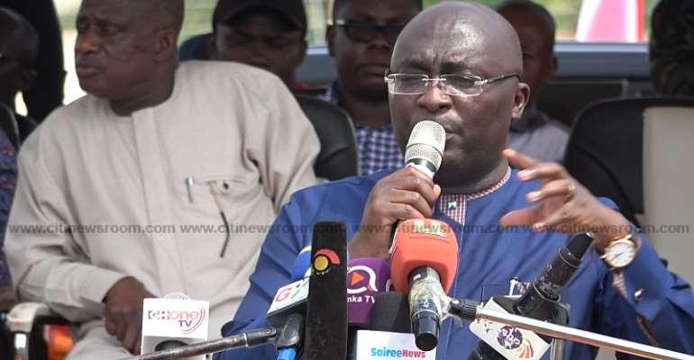 Gov't Will Bridge North-South Development Gap – Bawumia