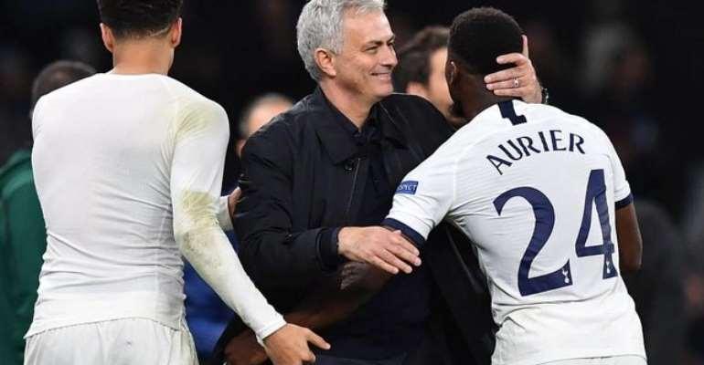 Mourinho happy