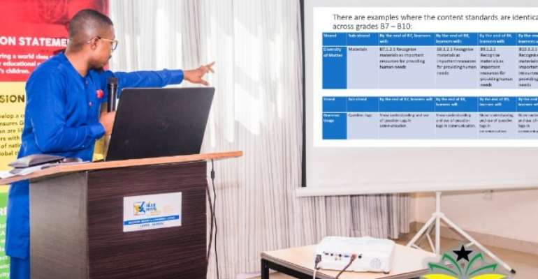 NaCCA Starts Phase 2 Of Common Core Curriculum Programme