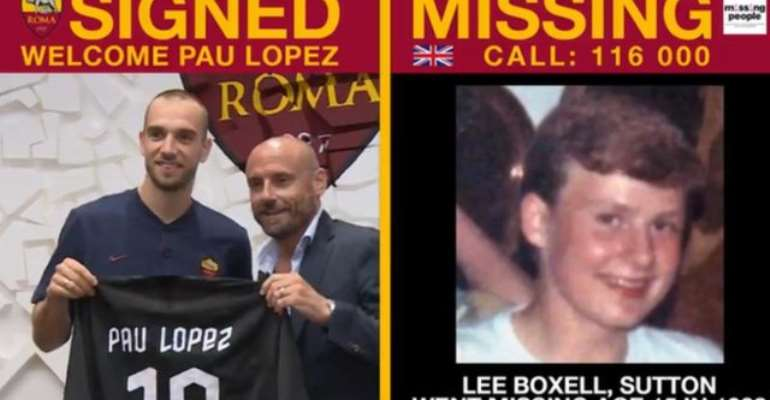 Roma have featured 109 missing person cases in 72 different videos across 12 different countries