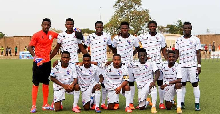 CONFIRMED: Inter Allies Settle On Accra Sports Stadium As Home Grounds For 2019/20 GPL Season