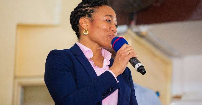 Demand accountability from leaders  - Zanetor Rawlings