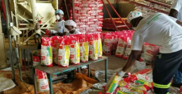 Prices of local rice can reduce if… Rice Processors
