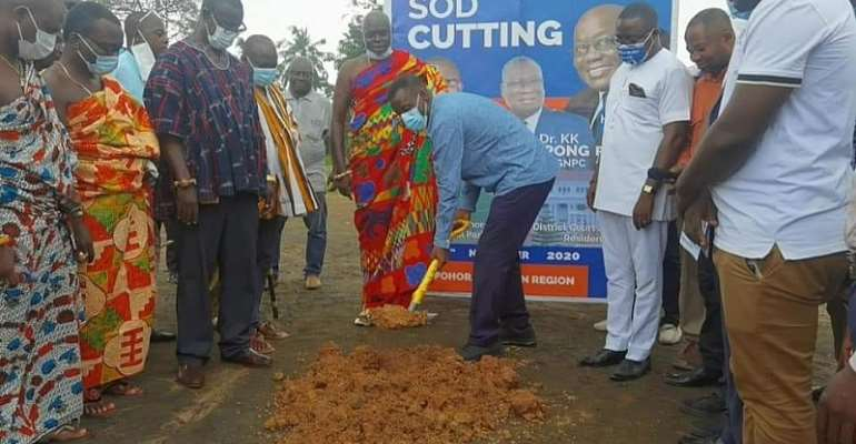Mpohor To Benefit From AstroTurf Project
