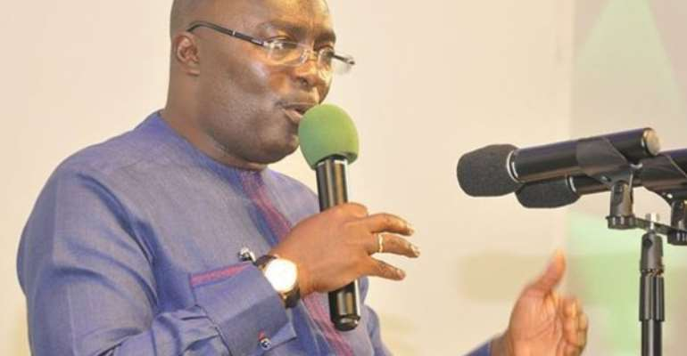 Ghc21billion Spent On Financial Sector Clean-up — Bawumia