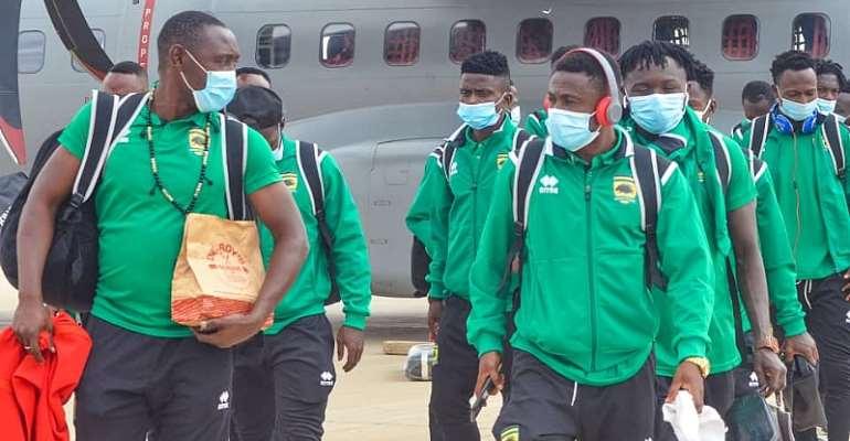 Caf Champions League: Kotoko Not Underrating Nouadhibou FC
