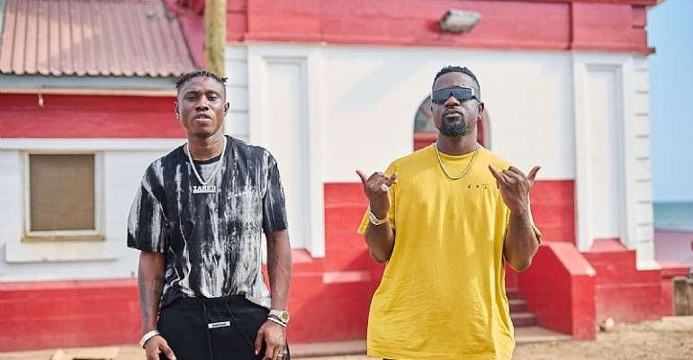 Ghana Superstar Sarkodie And Nigerian Hot Property Zlatan On 'hasta La Vista'