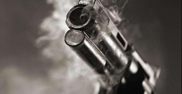 E/R: Police Chases Resident For Pulling Gun On Upper Manya Krobo MP