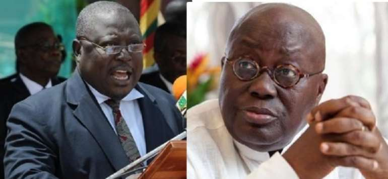The Innocent Flower Looking Akufo-Addo Is The Mother Serpent Of Corruption — Amidu Drops Another Bombshell