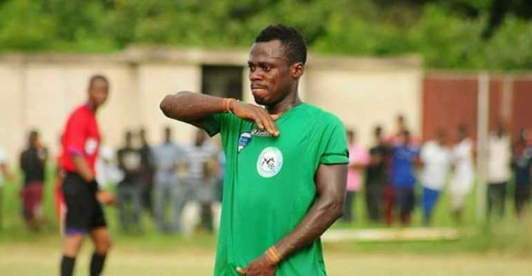 Aduana Stars Midfielder Sam Adams Signs New Two-Year Deal