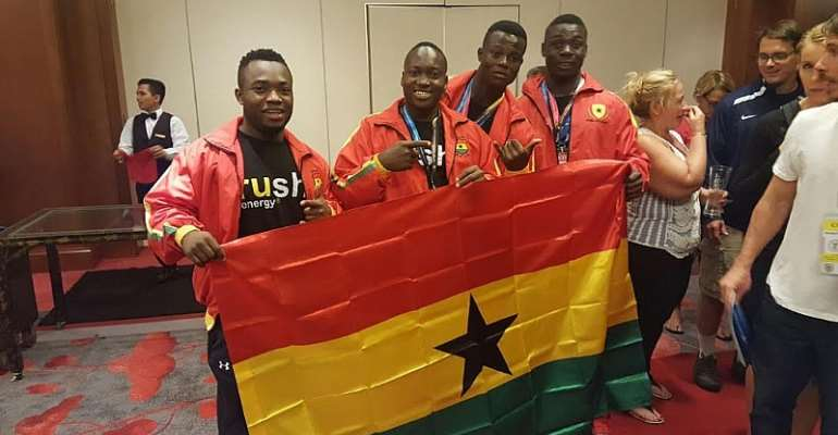 Black Cranes To Participate In IWF World Championships – Anaheim 2017
