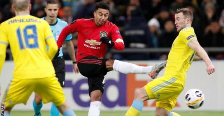 Astana End Seven Game Losing Streak After Victory Against Manchester United