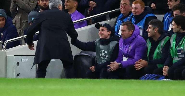 'It Made My Life!' - Spurs Ballboy Recalls 'Surreal' Jose High-Five
