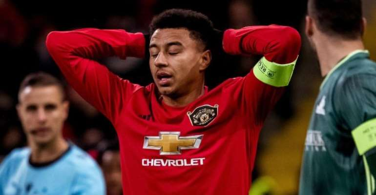 Europa League: Man United Succumb To Shock Astana Comeback