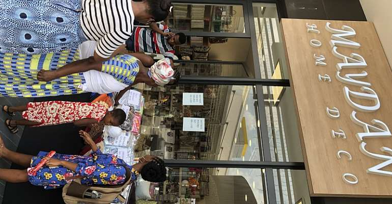 Achimota Mall Rolls Out Fiesta Of Fun And Hot Discounts