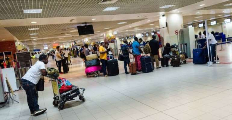 Kotoka Named Best Airport In West Africa, 4th In The World