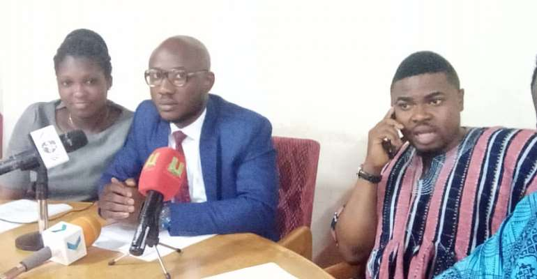 Grant Us Our Freedom- UEW SRC of Kumasi and Mampong Campuses to Government