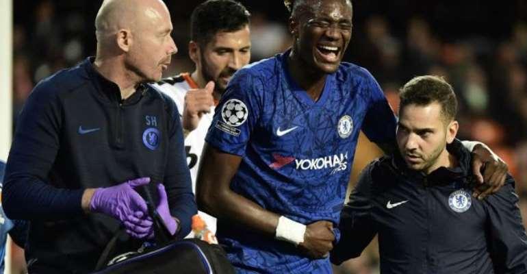 Tammy Abraham: Chelsea Striker Plays Down Severity Of Injury