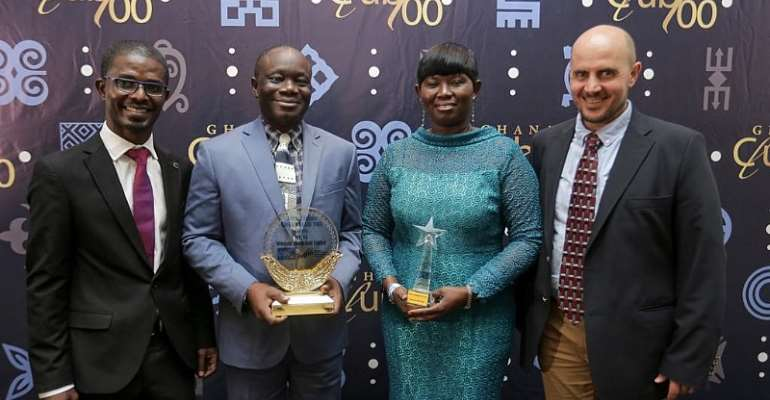 NewmontGoldcorp's Ahafo Mine Is Ghana's CSR Organization Of The Year