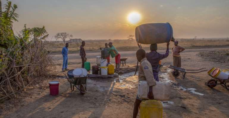 Climate Change And Sustainable Economic Growth In Africa