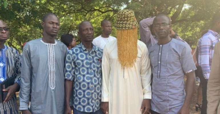 Anas expressed his gratitude to his colleagues for standing with him throughout the trying moments.